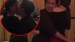 Remix Giải trí: Đừng bắt Nhã Phương, Trường Giang hôn trong bụi