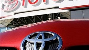 Toyota thu hồi thêm 1,6 triệu xe do sự cố túi khí