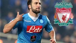 CẬP NHẬT tin tối 31/5: Higuain 'phải lòng' Liverpool của Klopp. Bellerin thay Carvajal dự EURO 2016