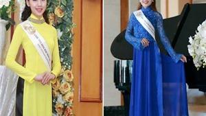 35 thí sinh vào bán kết Hoa hậu bản sắc Việt toàn cầu 2016