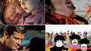 200 phim vinh danh huyền thoại Beatles