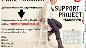 Người Hàn sốc với trào lưu ủng hộ Park Yoo Chun mạnh mẽ của fan quốc tế