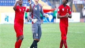 B.Bình Dương có thể tái ngộ Hà Nội T&T tại chung kết Cup quốc gia
