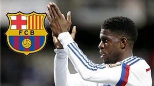 Barcelona xác nhận tìm được người thay thế Mascherano