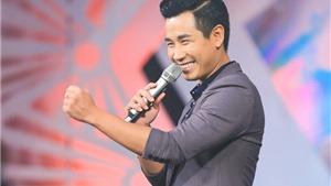 MC Nguyên Khang được nhà báo Lại Văn Sâm tin tưởng mời dẫn 'SV 2016'