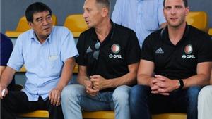 HLV từ Feyenoord tới Viettel