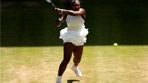 Serena Williams tái ngộ Angelique Kerber ở Chung kết Wimbledon 2016