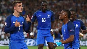 ĐIỂM NHẤN Đức 0-2 Pháp: Quả 11m là chính xác. Người Đức có quyền tiếc nuối