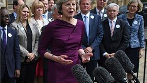 Hậu Brexit: Bà Theresa May sẽ là Thủ tướng Anh, tuyên bố không quay lại EU