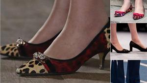 Truyền thông Anh 'rình rập' những đôi giày gợi cảm của bà Theresa May
