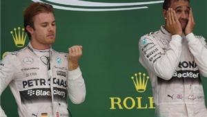 Grand Prix Anh: Hamilton lại thắng, Rosberg lại bị phạt