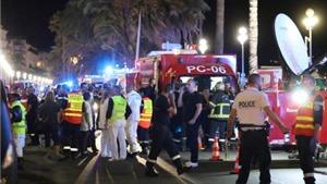 Chùm ảnh: Người dân Pháp tiếp tục phải chịu nỗi đau trước các vụ tấn công