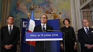 Vụ khủng bố bằng xe tải ở Nice: 50 nạn nhân đang giành giật sự sống