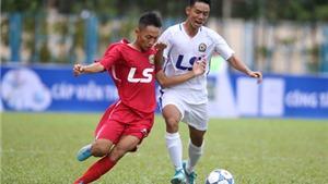 Khai mạc giải bóng đá U17 QG – Cúp Thái Sơn Nam 2016: ĐKVĐ đại thắng