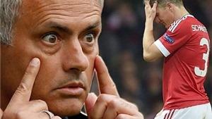 Ngay cả Pep cũng sẽ đồng ý với Mourinho về việc loại Schweinsteiger