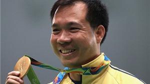 KỲ  TÍCH của Hoàng Xuân Vinh đưa Đoàn TTVN lên nhóm đầu Olympic Rio 2016