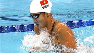 Olympic Rio 2016: Quý Phước dừng bước, Ánh Viên hy vọng ở nội dung cuối