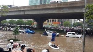 Chuyên gia nước ngoài 'hiến kế' xây hầm tự động chống ngập Hà Nội