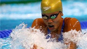 Ánh Viên sớm chia tay Olympic Rio 2016