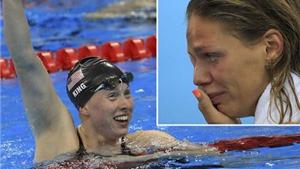 Nữ kình ngư Nga bị kỳ thị tại Olympic 2016 vì bê bối doping