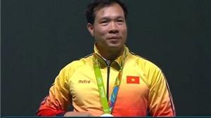 Giành HCB, Hoàng Xuân Vinh xác lập hàng loạt kỷ lục