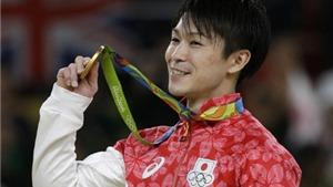 Olympic 2016: Thể dục dụng cụ cũng có một Michael Phelps