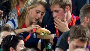 Tiến Minh - Vũ Thị Trang & những cặp tình nhân nổi tiếng ở Olympic