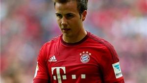 Bayern Munich bị tố lừa dối trong vụ Mario Goetze