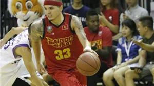 Việt Arnol giúp Saigon Heat thăng tiến tại giải bóng rổ chuyên nghiệp Việt Nam 2016