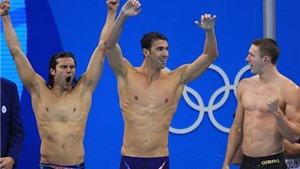 NÓNG: Michael Phelps giải nghệ sau HCV thứ 5 ở Olympic 2016