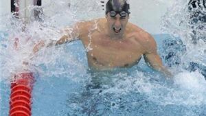 Cộng đồng mạng BẬT KHÓC khi Michael Phelps giành HCV Olympic cuối cùng