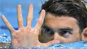 Chia tay 'đường đua xanh', Michael Phelps sẽ bắt đầu làn bơi mới cho riêng mình