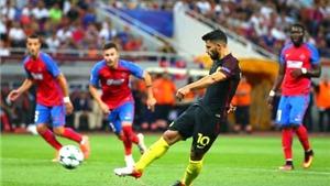 Cộng đồng mạng kêu gọi Joe Hart đá penalty thay Aguero
