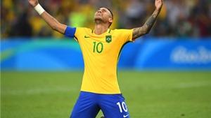 Hạ Đức ở loạt luân lưu, Brazil lần đầu tiên trong lịch sử giành HCV Olympic