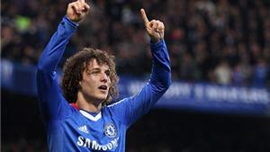 Chelsea sắp tái hợp David Luiz, Marcos Alonso tới kiểm tra y tế