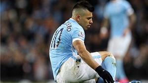 Mất Aguero, Man City sẽ đá derby Manchester với đội hình nào?