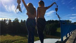 Tại sao phụ nữ chống áo ngực?