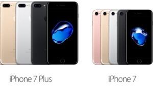 Apple trình làng iPhone 7 và iPhone 7 Plus