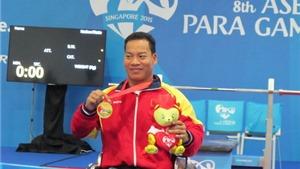 Paralympic 2016: Lê Văn Công lĩnh ấn tiên phong