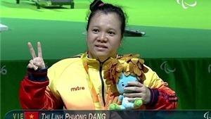 Đặng Thị Linh Phượng giành huy chương cho Việt Nam ở Paralympics