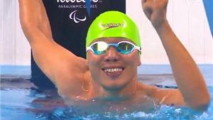 Võ Thanh Tùng giành HCB, Việt Nam có huy chương thứ tư tại Paralympic 2016