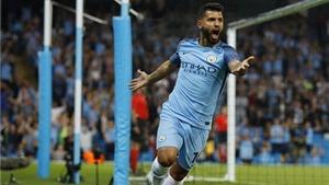 Man City 4-0 Monchengladbach: Aguero lập hat-trick, Man City ngày càng đáng sợ