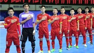 Đội tuyển futsal Việt Nam: Thành công không từ trên trời rơi xuống