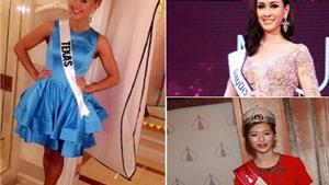 Khi mạng xã hội khiến vương miện hoa hậu 'lung lay'