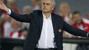 Jose Mourinho: 'Trọng tài lại sai lầm trong khi Man United quá thiếu tập trung'