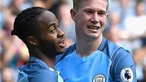 Man City 4-0 Bournemouth: De Bruyne truyền cảm hứng, Man City thắng trận thứ 5 liên tiếp