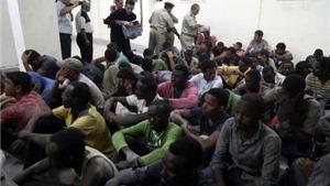 Số người thiệt mạng trong vụ lật tàu ở Ai Cập tăng cao