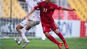 Hữu Thắng là chìa khóa chiến thắng của U16 Việt Nam