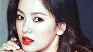Xôn xao bầu chọn Song Hye Kyo là người đẹp nhất thế giới 2016