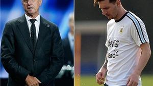 CẬP NHẬT tin sáng 6/10: Ronaldo và Bale đã kí hợp đồng mới. Cruyff không chọn Messi vào đội hình xuất sắc nhất mọi thời đại